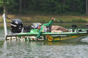 Timmy horton high school bass anglers challenge 2013 for Tim horton fishing